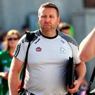 Prime goal: Cian O'Neill has Kildare fired up for success