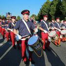 The annual Somme Memorial parade takes place in south Belfast on July 2nd 2018 (Photo by Kevin Scott for Belfast Telegraph)