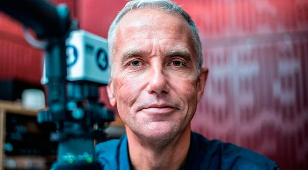Jumping ship: Eddie Mair is moving to LBC