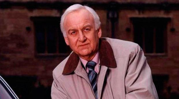 Britain's best: John Thaw as Morse