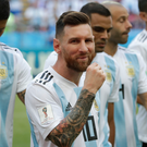 Final farewell: Lionel Messi and his Argentina side reflect on their defeat