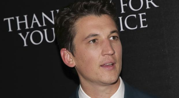 Miles Teller will star opposite Tom Cruise in the sequel (N Clarke/Invision/AP)