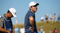 Rory McIlroy will be watching England's World Cup campaign with interest. Photo by Kelvin Boyes / Press Eye.