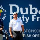 Graeme McDowell is hoping he and his caddy can mastermind Irish Open success this week.