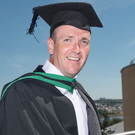Gregory McCormick has graduated with a BSc honours in real estate