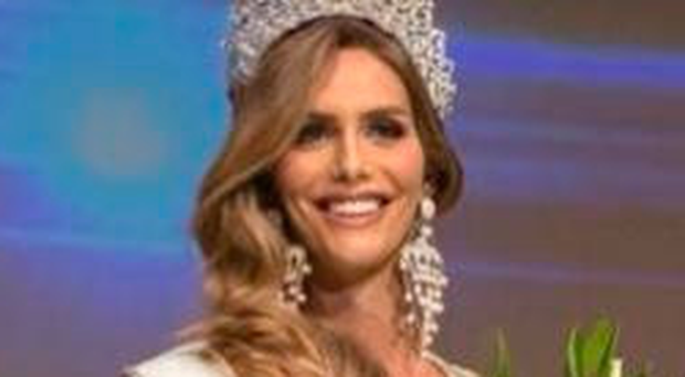Transgender model Angela Ponce will represent Spain in the Miss Universe competition