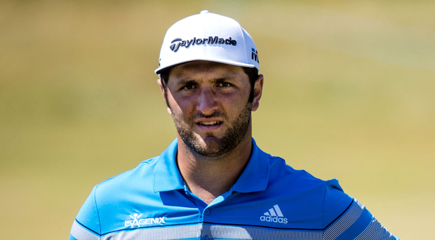 Clear aim: Jon Rahm is out to defend his Irish Open crown