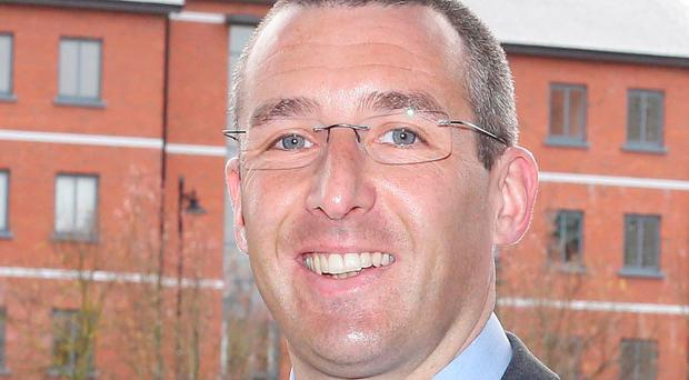 Alliance Party councillor Andrew Muir