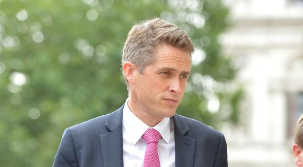 Gavin Williamson's suggestion has been met with criticism (Nick Ansell/PA)