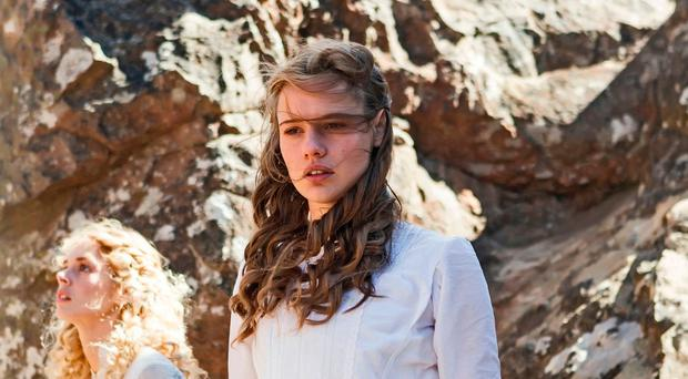 Samara Weaving and Lily Sullivan in new six-part BBC Two series Picnic At Hanging Rock