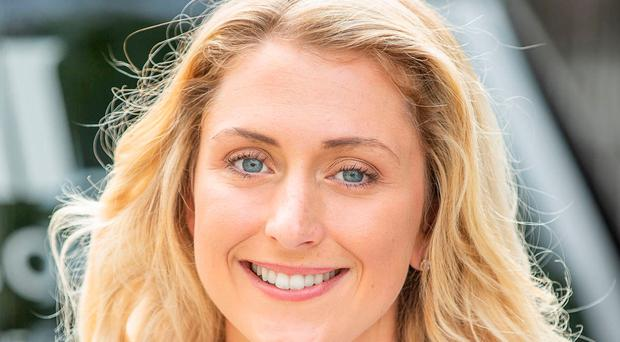 Laura Kenny has launched the 'Addison Lean', an initiative encouraging drivers to use the hand furthest from the handle to open doors