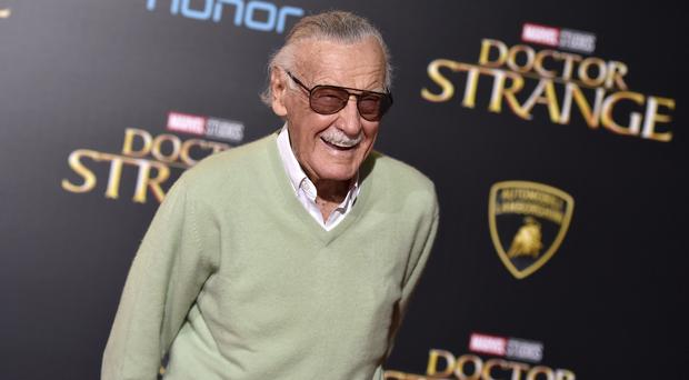 Stan Lee is well known for co-creating Spider-Man, the Incredible Hulk and the Avengers (Jordan Strauss/Invision/AP)