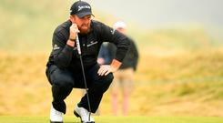 Hard week: Shane Lowry says he's drained after Ballyliffin