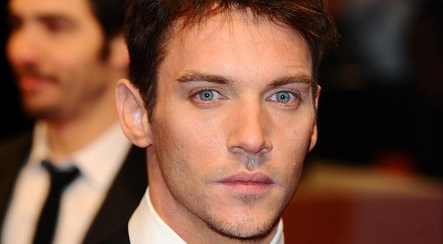 Jonathan Rhys Meyers and his wife tied the knot in 2016 and have a one-year-old son together (Ian West/PA)