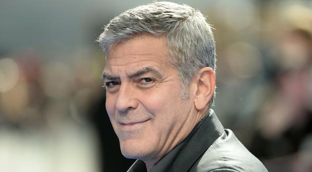 George Clooney has a home in Italy (Anthony Devlin/PA)