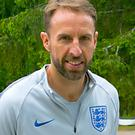 Gareth Southgate is inviting only his family to the Croatia clash (Owen Humphreys/PA)