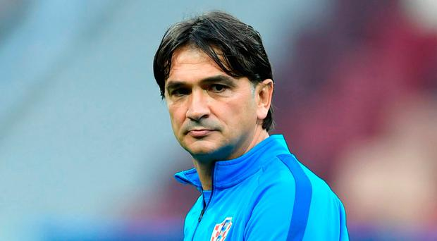 Party time: Zlatko Dalic wants to spark more celebrations