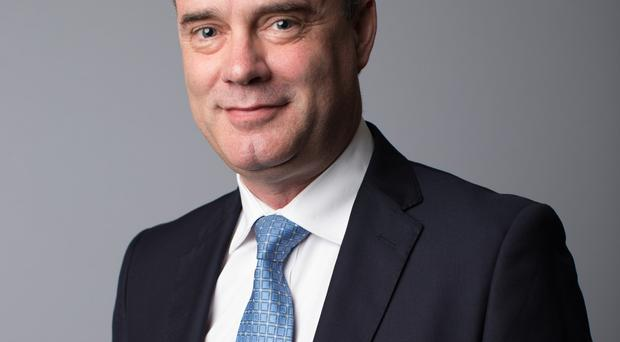 Trevor Shaw, chief executive of Prestige