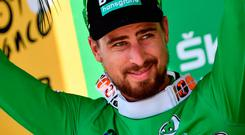 Sprint win: Peter Sagan