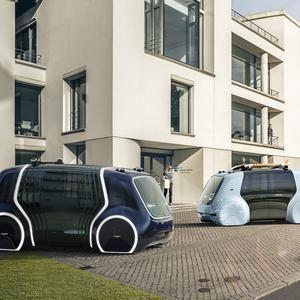 Volkswagen Group presents the latest version of its concept car SEDRIC