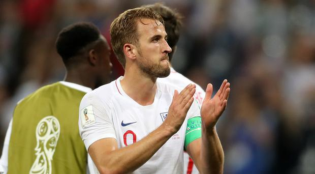 Harry Kane and England now must prepare for the third-placed play-off, rather than the World Cup final (Owen Humphreys/PA Images)