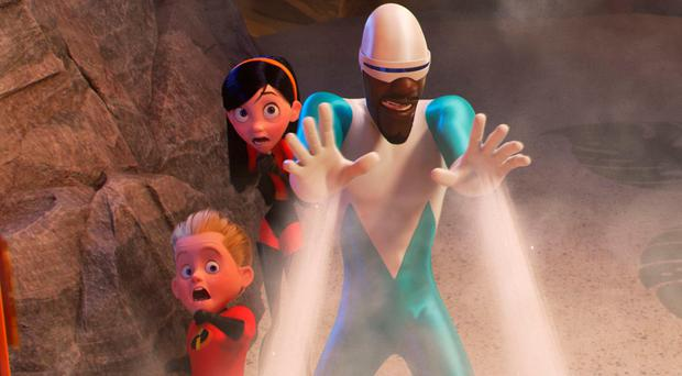 Family favourite: Incredibles 2