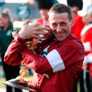 Double hope: Davy Russell