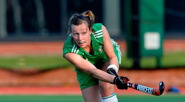Comeback: Megan Frazer is back in the groove for Ireland