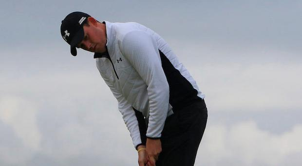 Good day: Matt McClean is eyeing a repeat performance