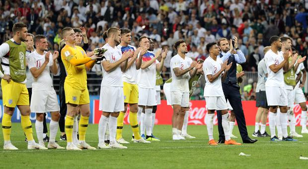 No big celebrations are planned for the England squad's return home (Owen Humphreys/PA)