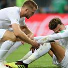 England still have third place in the World Cup to play for (Owen Humphreys/PA)