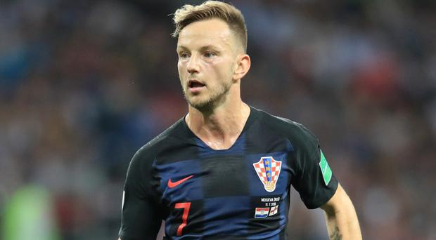 Ivan Rakitic is ready for Sunday's World Cup final (Adam Davy/PA)
