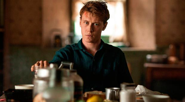 Up-and-coming actor George MacKay in The Secret of Marrowbone