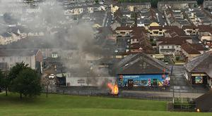 A 17-year-old will appear in court charged with a number of offences connected to rioting in Londonderry over the past week.