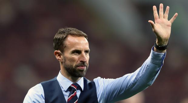 Gareth Southgate will not shy away from making tough decisions as he continues to shape his England squad (Owen Humphreys/PA)