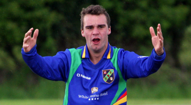 Big call: Warriors skipper Andy McBrine used just five bowlers