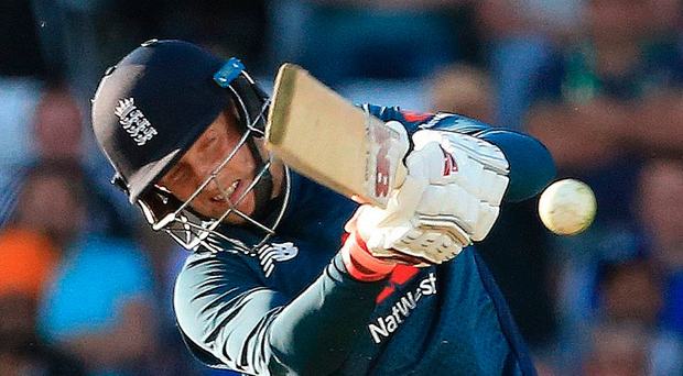 Three figures: Joe Root leads the way for England