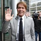 Sir Cliff Richard who is waiting to hear whether he has won a fight with the BBC (Kirsty O'Connor/PA)