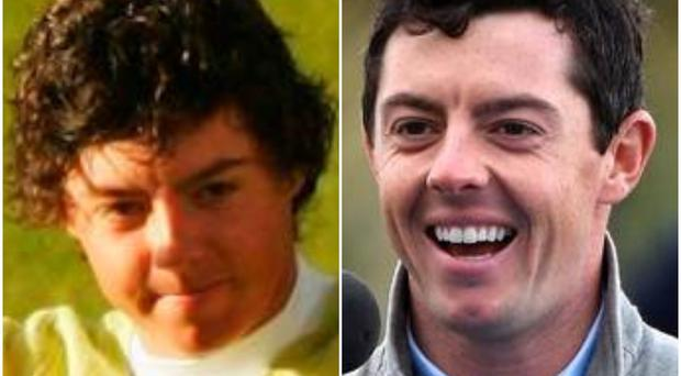 Rory McIlroy isn't keen to go back to his long-haired days of 2007.