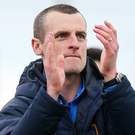Big game: Oran Kearney returns to dugout tonight