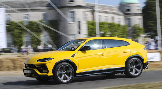 lamborghini urus suv goes on sale in the uk (hint: if you need to