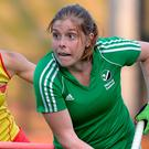 Priority: Katie Mullan's first target is to lead Ireland out of the pool stages