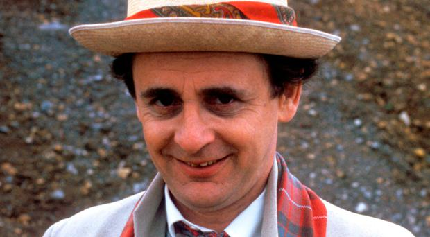 Exciting: Sylvester McCoy