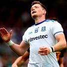 Good showing: Monaghan's Conor McManus