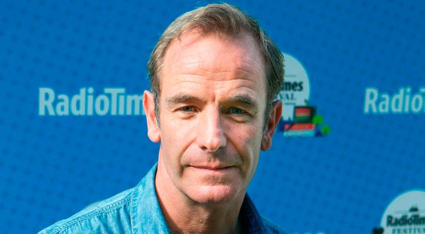 Views: Robson Green