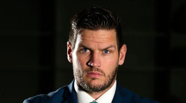 On the road: Belfast Giants head coach Adam Keefe