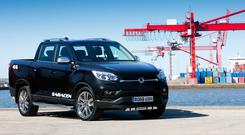 SsangYong Musso (SsangYong/PA)