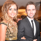 William Dunlop and his partner Janine Brolly