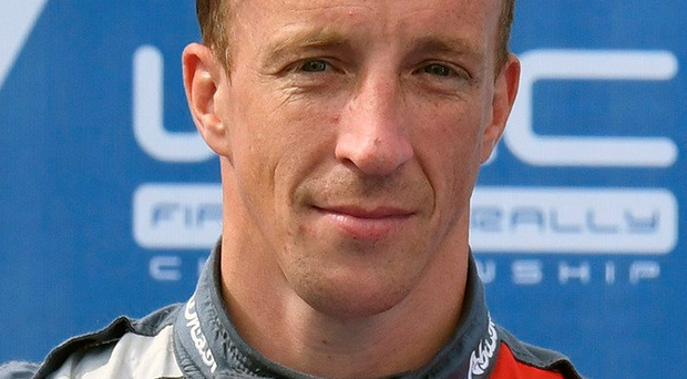 Simply stunned: Kris Meeke frustrated by Citroen axe