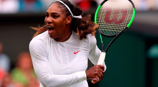 Twitter rant: Serena Williams has been tested the most